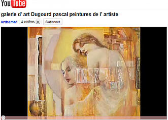 Artiste peintre You Tube