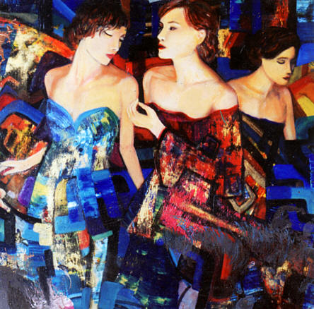 Galerie d 39 art dugourd pascal annuaire des galeries d 39 art for Peinture a la mode